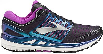 Brooks Transcend 5 Womens Running Shoes Cushioned Ladies Supportive Trainers Run