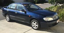 QUICK SALE @ 2002 Nissan Pulsar Sedan N 16 SPECIAL EDITION Forest Lake Brisbane South West Preview