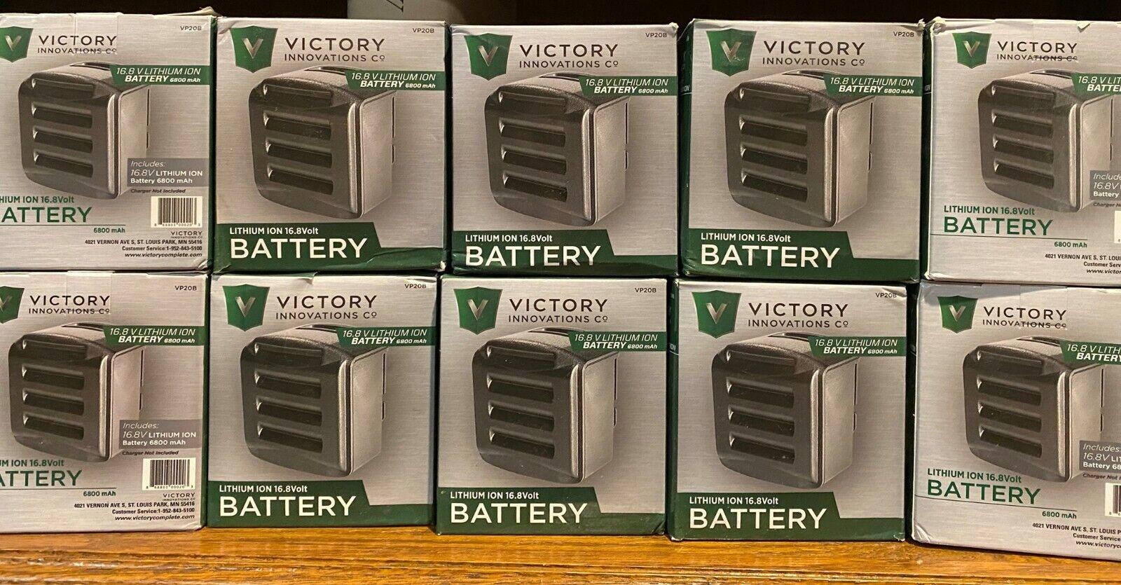 vp20b battery for handheld or backpack sprayer