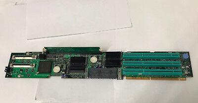 Raid Backplane Board (Dell Poweredge Server 2850 PCI RAID Backplane Board PCI-X Riser w/ 256MB)