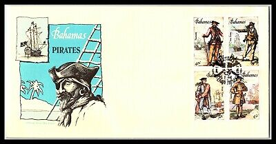 GP GOLDPATH: BAHAMAS COVER 1987 FIRST DAY COVER _CV677_P11