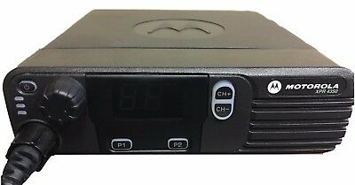 Motorola Xpr4350 Mobile Vehicle Vhf 32 Ch 45 Watt Radio Radio Aam27jqc9la1an