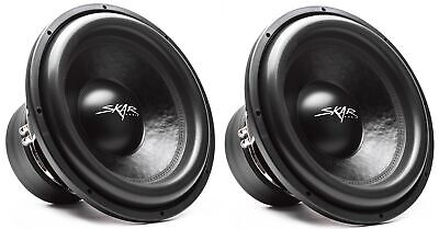 """ORION HCCA 152KR  SPL Recone Kit 15/"""" CONE DUAL 2 OHM SUBWOOFER RECONE KIT"""