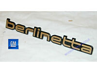1pcs GENUINE 45TH EMBLEMS Badges ANNIVERSARY FENDER for CAMARO Chevrolet GM NEW
