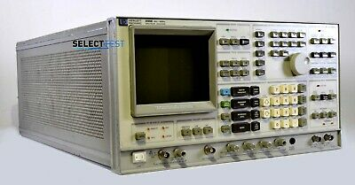 Agilent Hp 3585b 20 Hz To 40 Mhz Spectrum Analyzer Look Ref. 798g