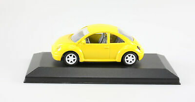 VW Beetle jaune 1/43