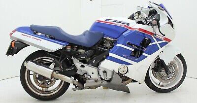 1989 HONDA CBR1000 F-K DAMAGED SPARES OR REPAIR ***NO RESERVE*** (24883)