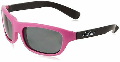 Kushies Kid Size Dupont Rubber Sunglasses with Polycarbonate Lenses (Newborn,...