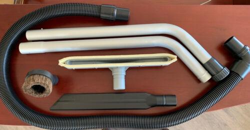 Backpack Vacuum Hardwood Floor Tool Kit Complete With Felt Floor Tool Proteam