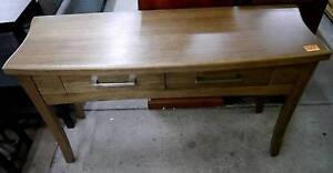 RRP$695. New Timber Yukon Console Hallway Hall Tables Storage Melbourne CBD Melbourne City Preview