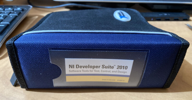 National Instruments NI Developer Suite 2010 w/license