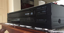 Yamaha 5 Disc CD Player Quality Offers Welcome Parkinson Brisbane South West Preview