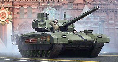 Trumpeter 1/35 09528 Russian T-14 Armata Main Battle Tank plastic model