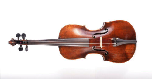 VINTAGE/OLD ANTIQUE RARE 4/4 MASTER VIOLIN GAGLIANO FAMILLY 1744~VIDEO 小提琴 バイオリン