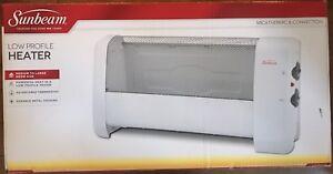 Sunbeam Low Profile Heater