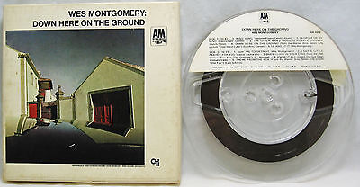 Wes Montgomery Down Here On The Ground Reel to Reel 4 Track 7 1/2 IPS AMC 3006