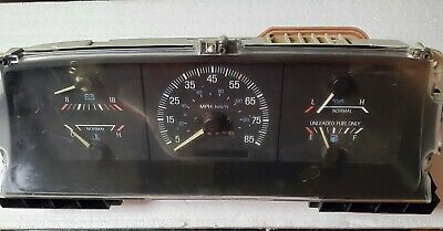 1987 - 1991 Ford F150 F250 F350 Bronco Instrument Dash Cluster 22K