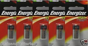 5 A544 4LR44 PX28A 476A GP476 K28L L1325 V28PX 6V Collar Batteries By Energizer