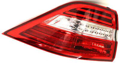 Original Mercedes W166 ML A1669063301 LED Heckleuchte Rückleuchte Hinten Links