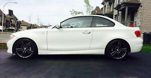 Bmw 135i,  2012 , twin turbo, M package