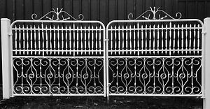 Selah  Gates Heritage Australian Hand Made Wrought Iron style Ipswich Ipswich City Preview