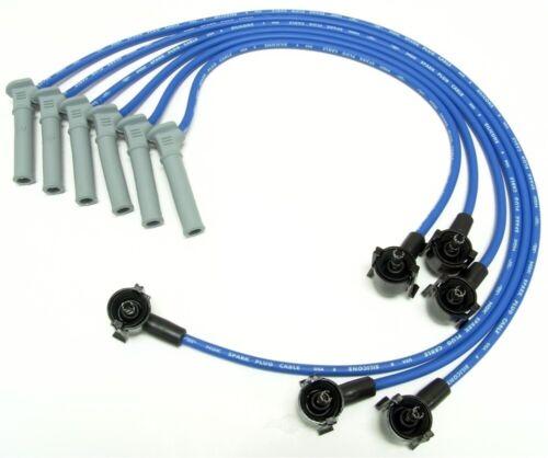 NGK Spark Plug Wire Set fits Ford F100 1960-1964 3.6L 6 Cyl 53SZFD