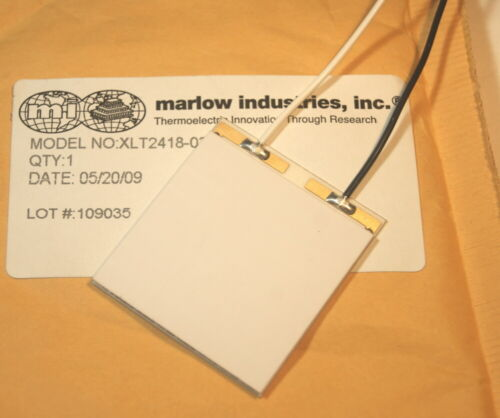 Marlow Thermoelectric Thermocycler similar to TEC 40mm x 40mm