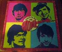 The Monkees: Listen to the Band - Collectable 4 cassette set +++