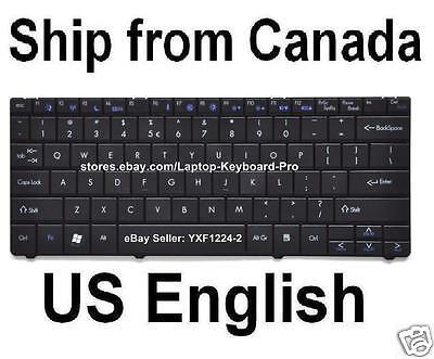 Keyboard for Gaeway MS2300 Silver US English