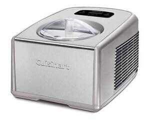 NEW CUISINART Ice Cream Maker with Compressor $549.95 SAVE SAVE