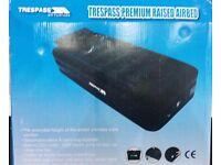 Tresspass raised air bed