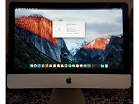 iMac Core i5-3335S 2.7 21.5-Inch (Late 2012) 8GB Ram, 1TB HDD