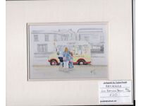Hockings Ice Cream Limited Edition Prints