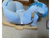 Rocking Horse/Zebra