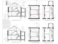 Plans drawn at affordable rate. All types of Design, Planning Applications, Building Regulations