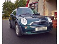 MINI HATCH 1.6 ONE 3dr GREAT CONDITION