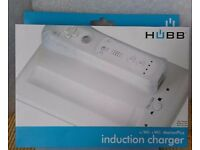INDUCTION CHARGER FOR Wii AD Wii MOTION PLUS