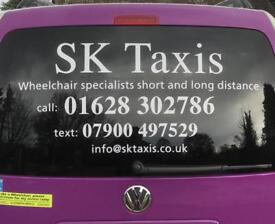 Sk taxis