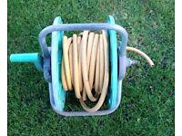 Garden Hose Reel for pressure washer