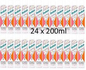 24 x 200ml Batiste Dry Shampoos Job Lot/ Wholesale