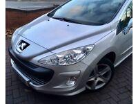 2008 Peugeot 308 1.6