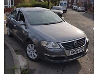 06 VW Passat 2.0 TDI SE 4dr 12 months MOT, full service history, clutch and flywheel done