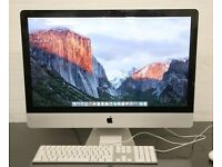 iMac 21.5 Inch, Mid 2011 2.7 GHz Intel Core i5 Processer 8 GB RAM and 256GB SSD