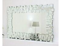 large domino wall mirror