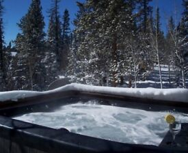 Christmas DREAM Hot Tub PLUG&PLAY