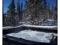 Christmas DREAM Hot Tub PLUG&PLAY