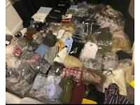 **BULK BUY MENS CLOTHES OVER 110 ITEMS**