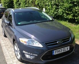 1.6 TDCi Titanium X Business Eco - economy with a great spec