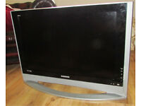 SAMSUNG LW32A33WX 32INCH FLAT SCREEN TV