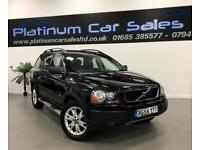 VOLVO XC90 D5 SE AWD GEARTRONIC (black) 2004